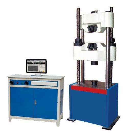 WEW-1000微机屏显式液压试验机