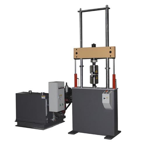 30kN电液伺服动态弹性垫层疲劳试验机
